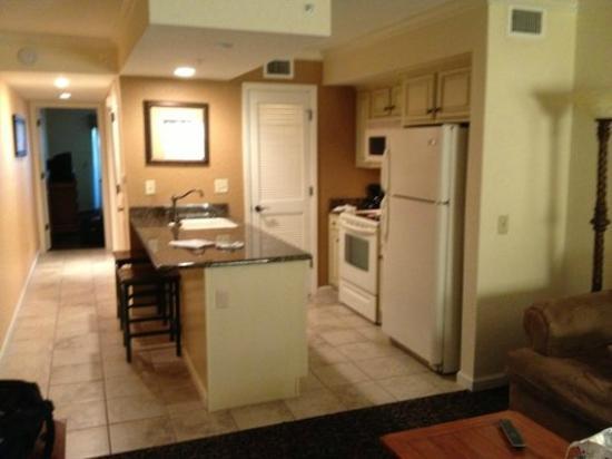 Orlando Courtyard Suites: Hotel por dentro