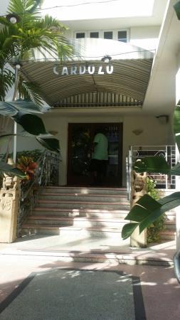 Cardozo Hotel: Entrance