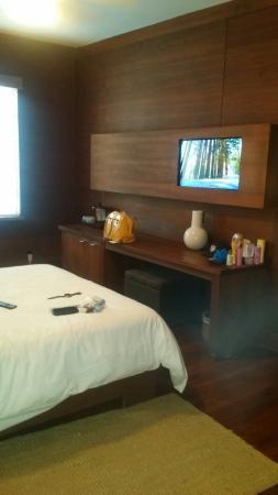 Cardozo Hotel: Queen size standard room