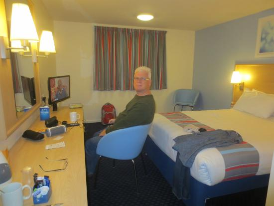 Travelodge Portsmouth: Room