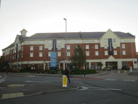 Travelodge Portsmouth: Hotel