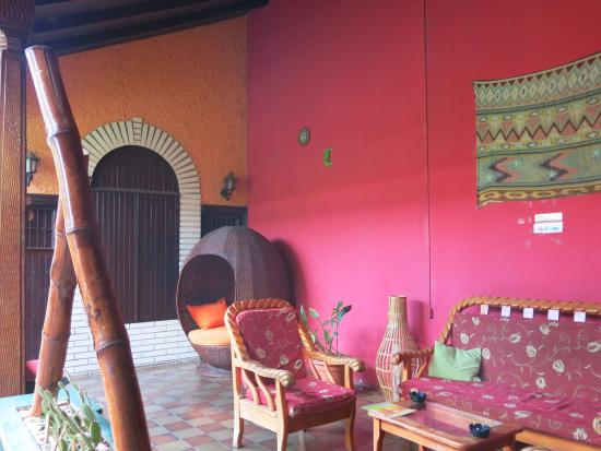 Hostal El Momento: Common Area 2