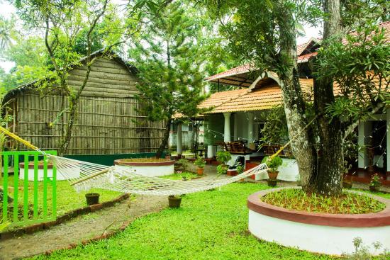 Sreevalsam Inn : Inside the property