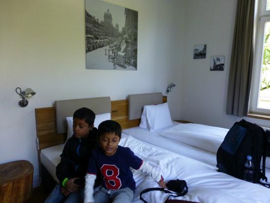 Hotel Alpenblick: in the room