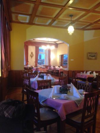 Hotel Johannisbad: Frühstücksraum