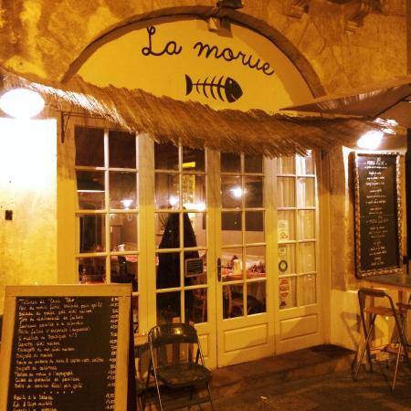 La Morue: November 2014