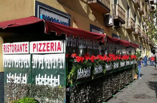 Pizzeria O Scugnizzo Trattoria di Rubino Ciro