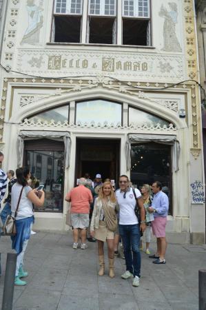 Porto Free Tour: Llibreria Lello