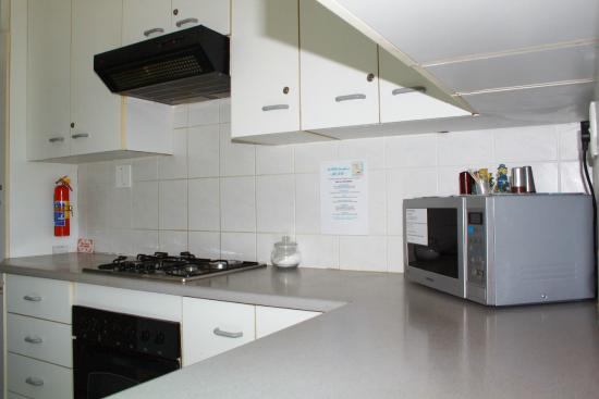 The Garden Lodge Guest House: Main Kitchen