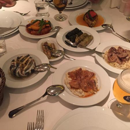Hunkar Restaurant: Yummy!
