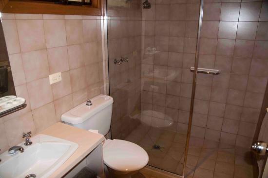 Mansfield Valley Motor Inn: Bathroom
