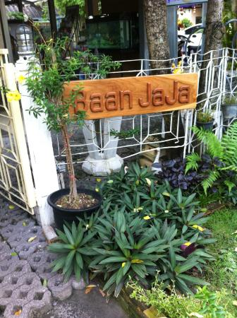 Baan JaJa: 门口