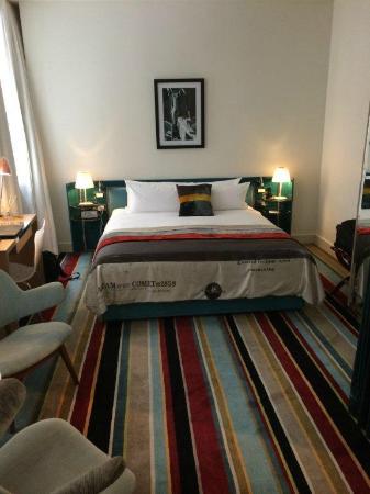 Hotel DeBrett: Bedroom