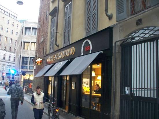 Caffe Vergnano Milano