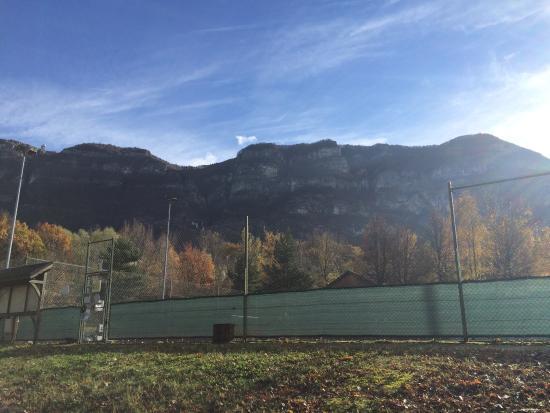 Mont Saleve: Saleve desde abajo