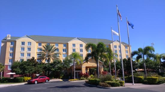 Hilton Garden Inn Orlando International Drive North Picture Of Hilton Garden Inn Orlando