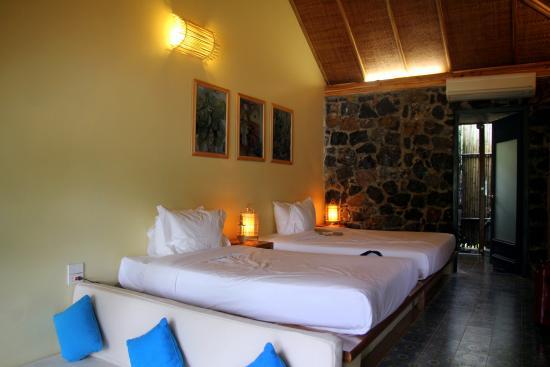 Intérieur bungalow - Bild von Tam Coc Garden resort, Ninh Binh ...