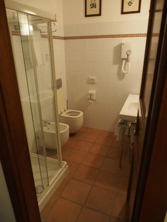 Hotel Al Terra di Mare: Bathroom
