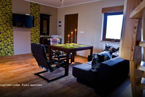 Apartament 8p. Livingroom