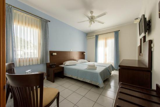 Villa Coralli Hotel: Double room