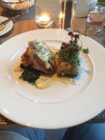 City Cafe: A delicious main