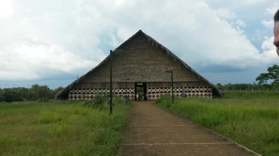 Mitu, Colombia: Maloca -Mitú Vaupés Colombia.