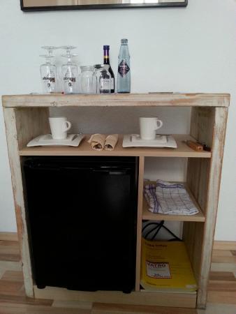 Hotel Gr Mini Bar Of The Studio Apartment