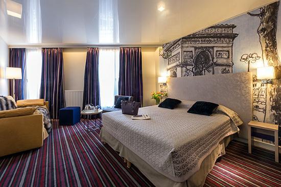 Hotel Harvey: Ch Etoile rénovée
