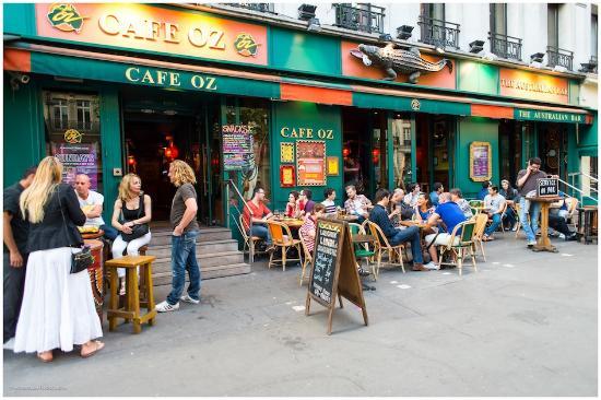 Cafe Oz Paris Reviews