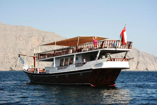 Dibba Al Bay Ah, Oman: dhow photo