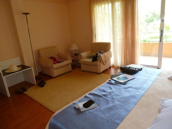 Hotel Restaurante Sa Punta: Bedroom