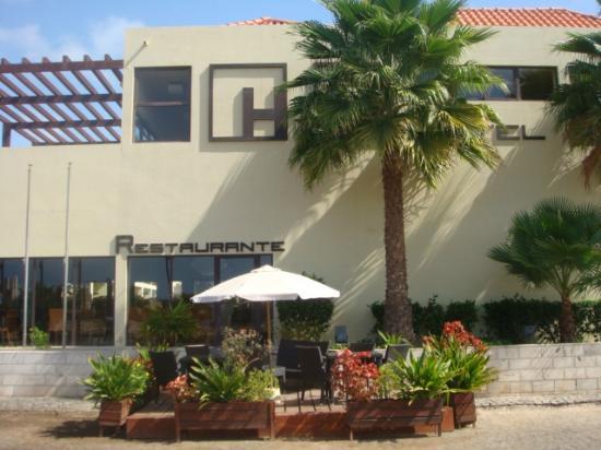 Hotel Sabura Ponta Preta : Resto
