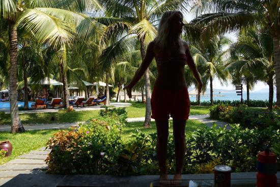 Vinpearl Luxury Nha Trang: вид из номера