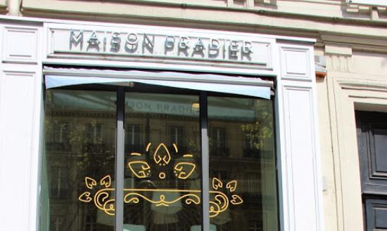 Restaurant pradier saint lazare dans paris avec cuisine fran aise - Restaurant saint lazare paris ...