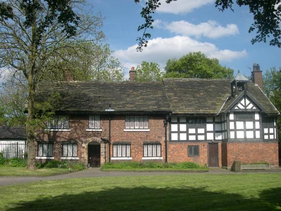 Clayton Hall Museum