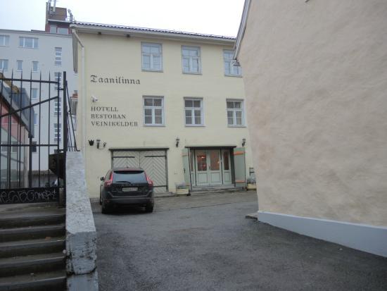 Taanilinna Hotell: Отель