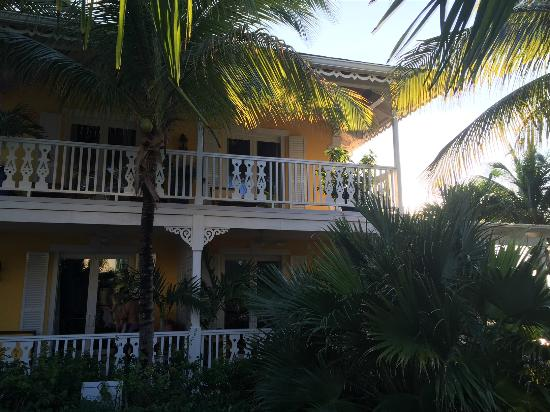 Point Grace : Upper Cottage