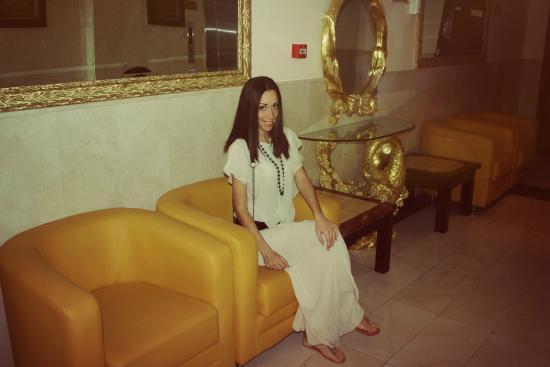 Saffron Hotel: На этаже