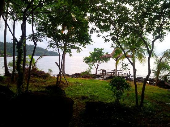 Bai Lan Bay Resort: Окрестности