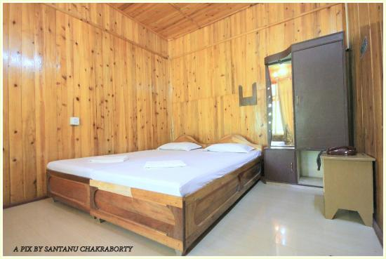 Lataguri, Indien: Resort Cottage