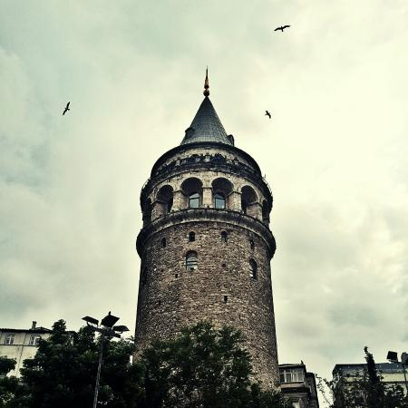 Istanbul Urban Adventures : Galata Tower