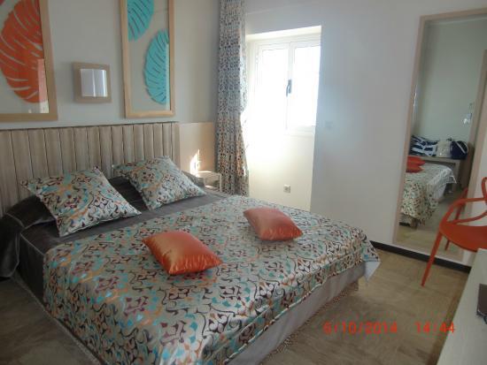 Santateresa Hotel : bedroom