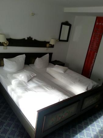 Hotel Schoene Aussicht: Im Zimmer