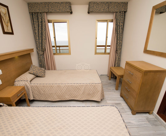 The Two Bedroom Apartment at the Sunset Beach Club