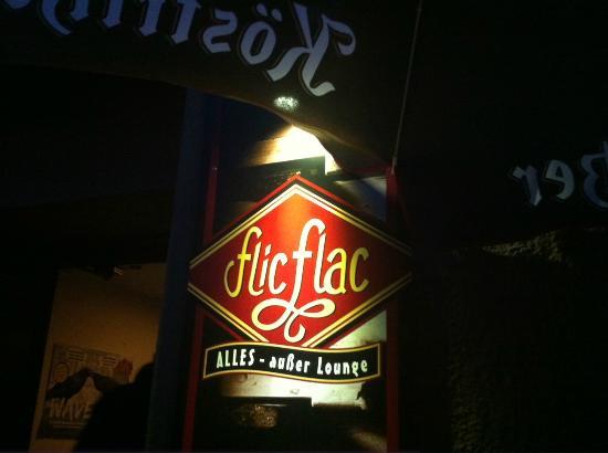 Flic Flac - Kneipe/Alles Ausser Lounge
