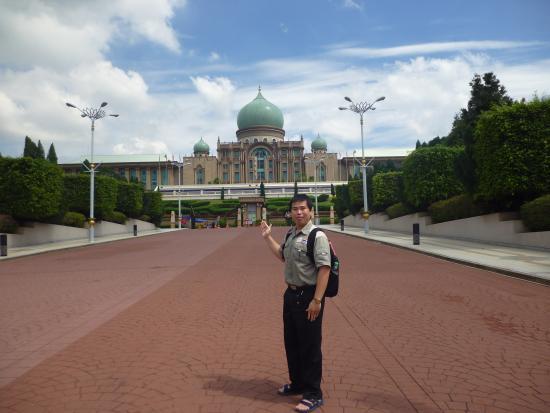 Perdana Putra: หรือทำเนียบรัฐบาล