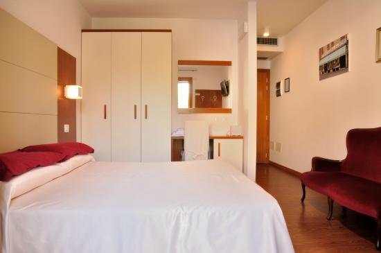 Hotel Mezzaluna: Camera matrimoniale