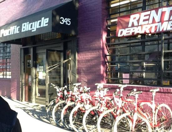 Pacific Bicycles