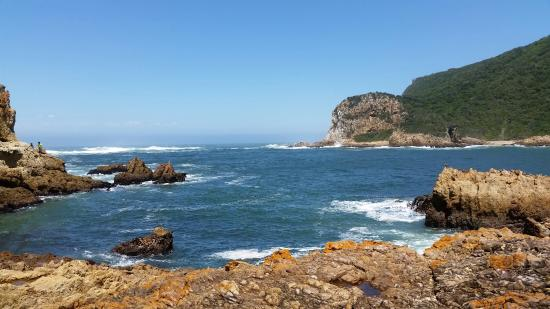 Stunning views of Knysna Heads