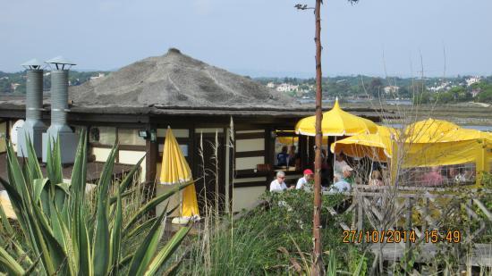 Gigi's: Vista da entrada do restaurante